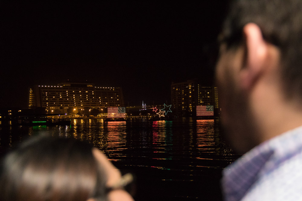 Disney Yacht Fireworks Marriage Proposal