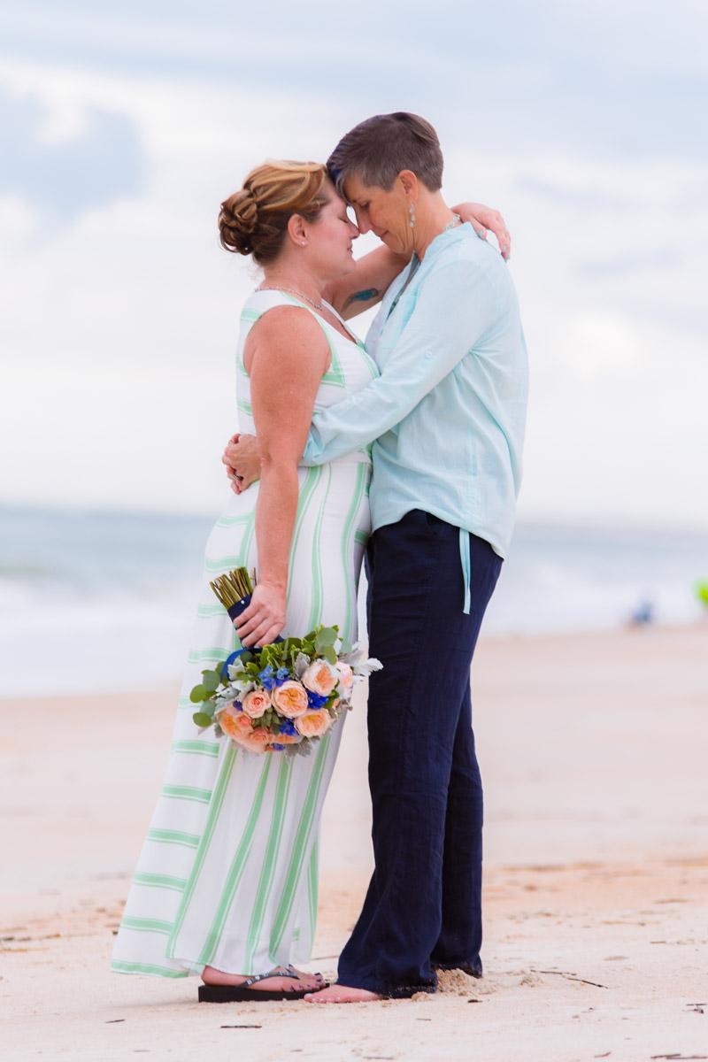 Saint Augustine Same Sex Wedding