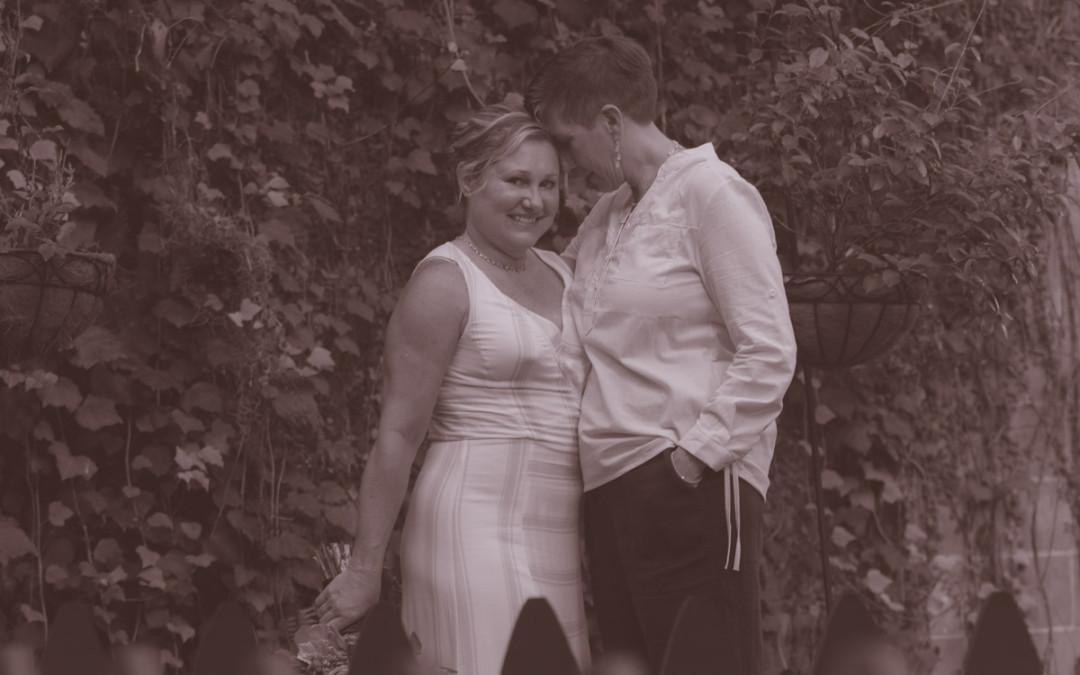 Saint Augustine Same Sex Wedding | Orlando Wedding Photographer