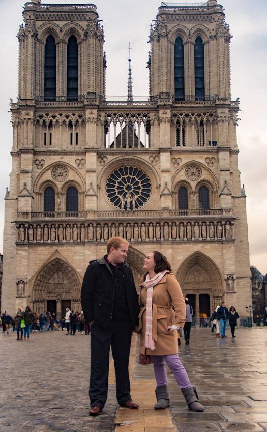 Notre Dame Engagement