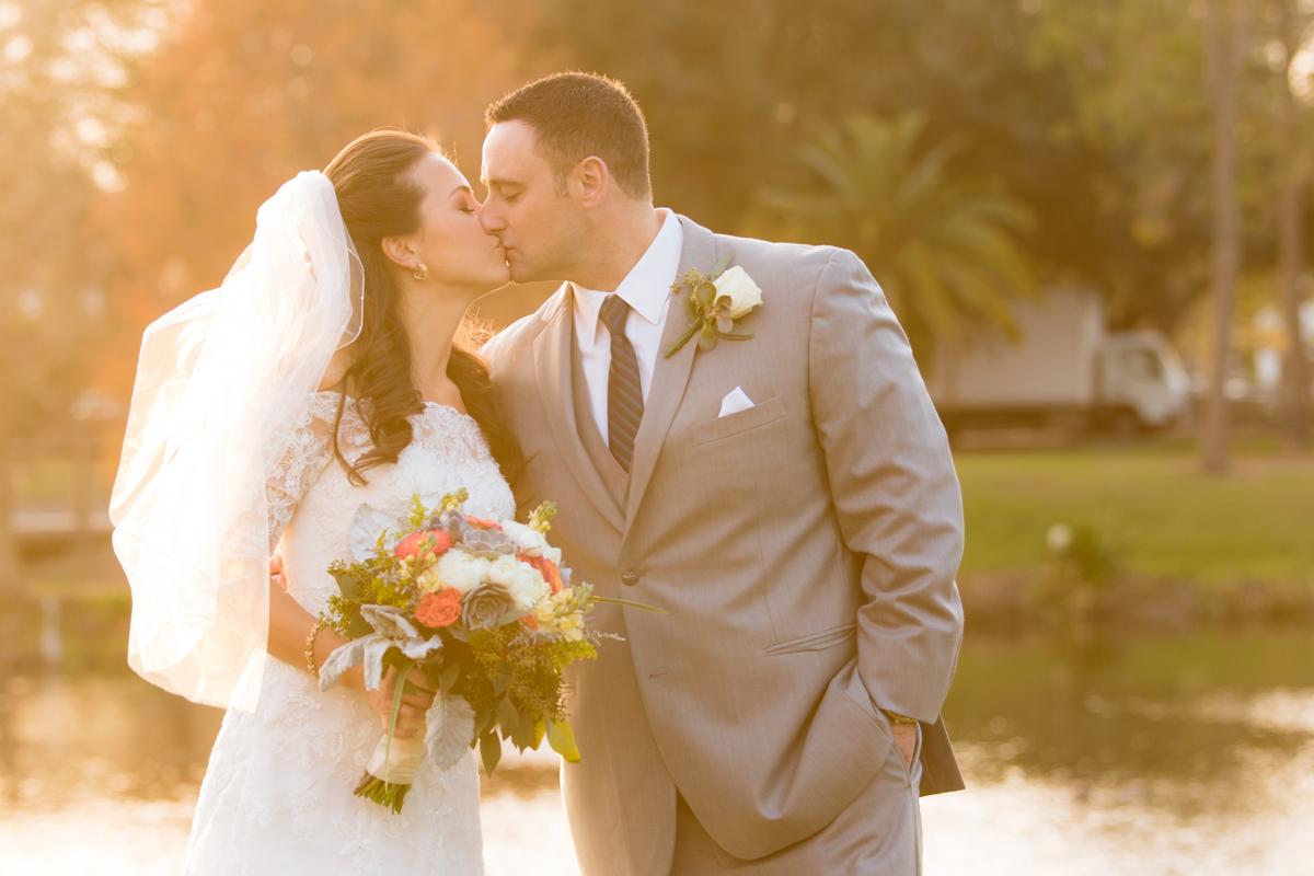 Winter Park Civic Center Wedding