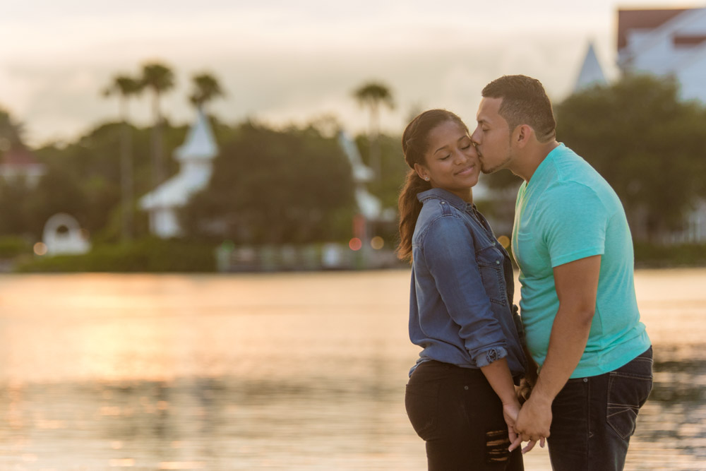 Disney Polynesian Engagement