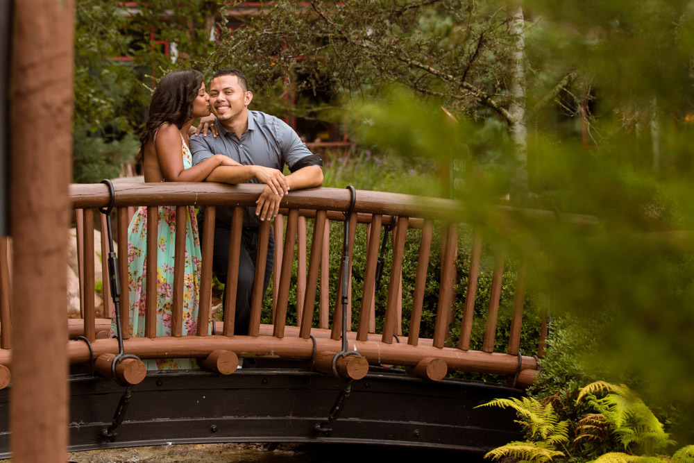 Disney Wilderness Lodge Engagement