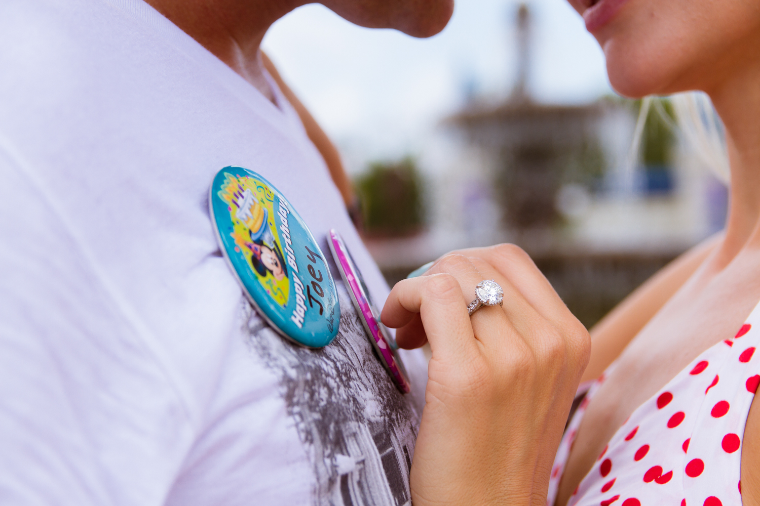 Disney Marriage Proposal