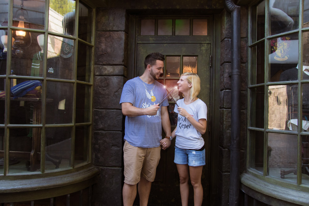 Harry Potter Proposal