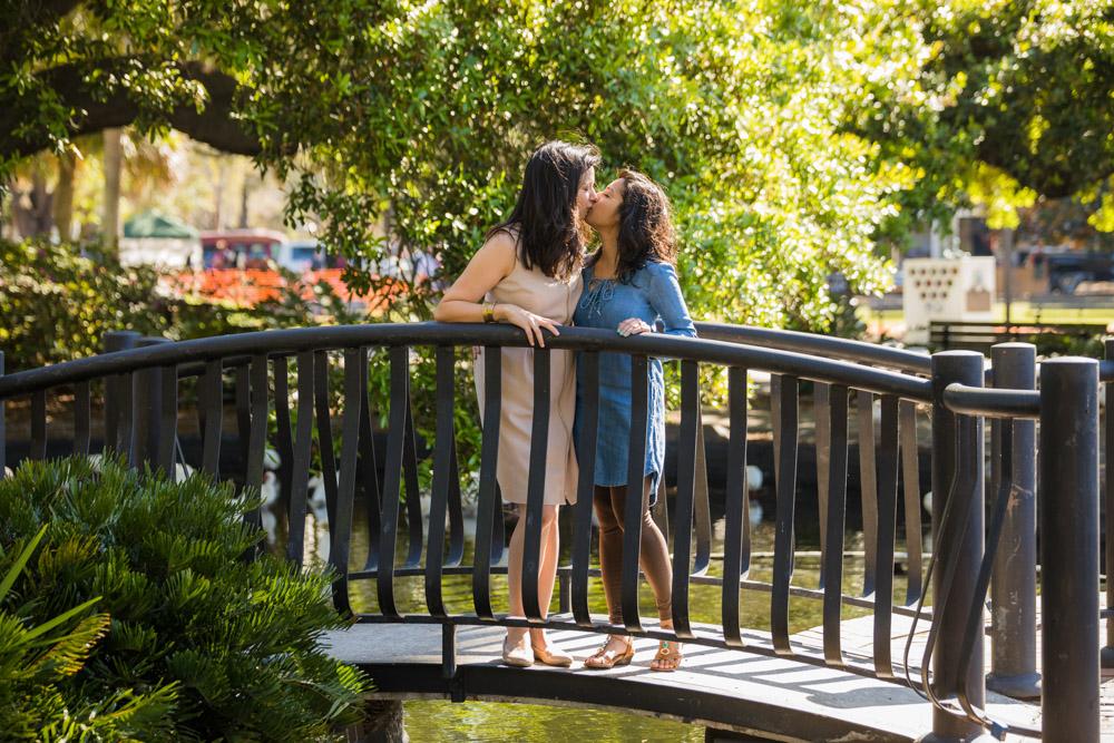 Orlando Same Sex Engagement