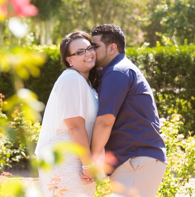 Leu Gardens Engagement | Orlando Engagement Photographer