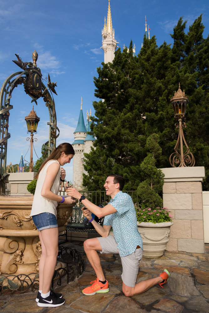 Magic Kingdom marriage proposal -0002
