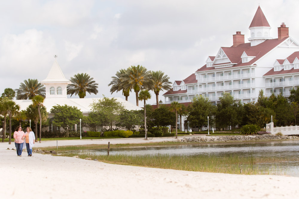Grand Floridian Engagement