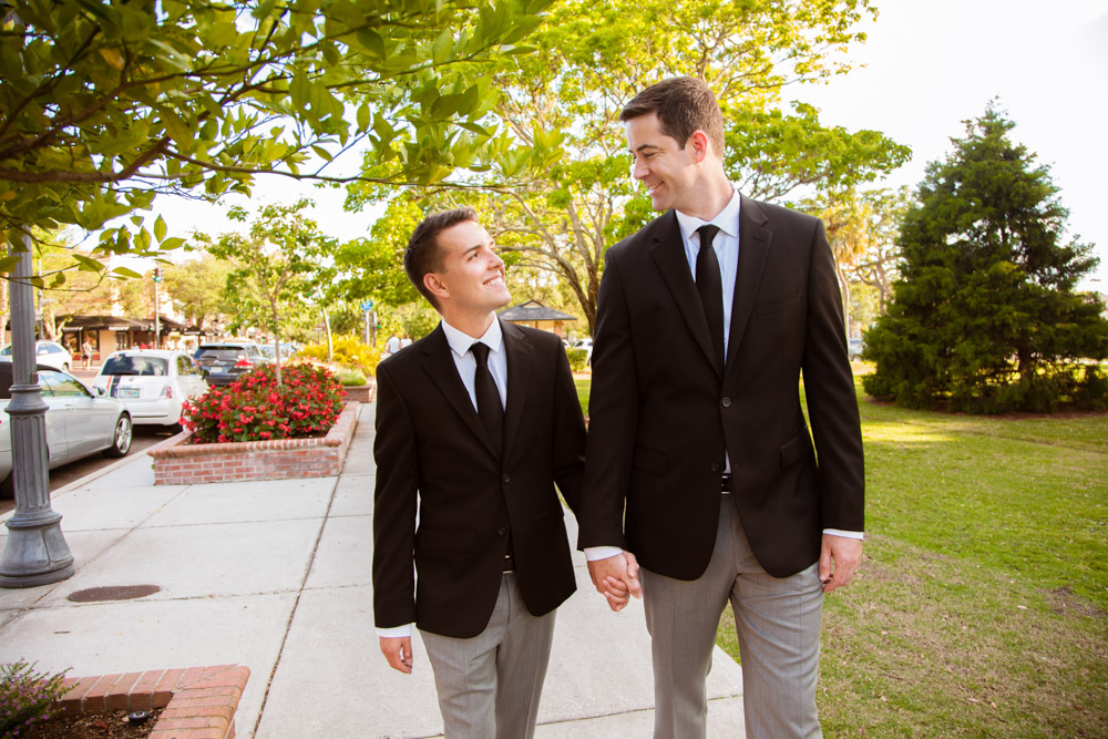 Orlando Same Sex Wedding Photographer | Winter Park FL Wedding