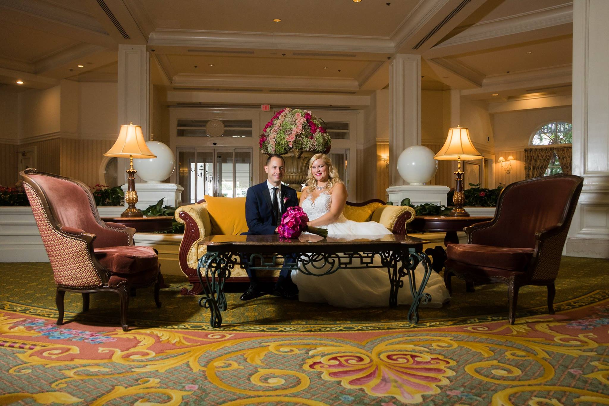 Disney Grand Floridian Wedding
