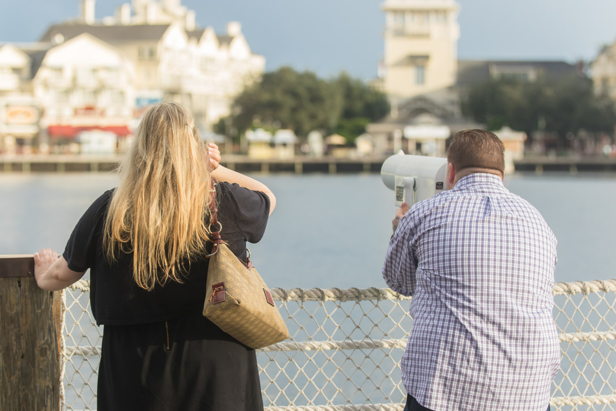 Disney Yacht Club Proposal