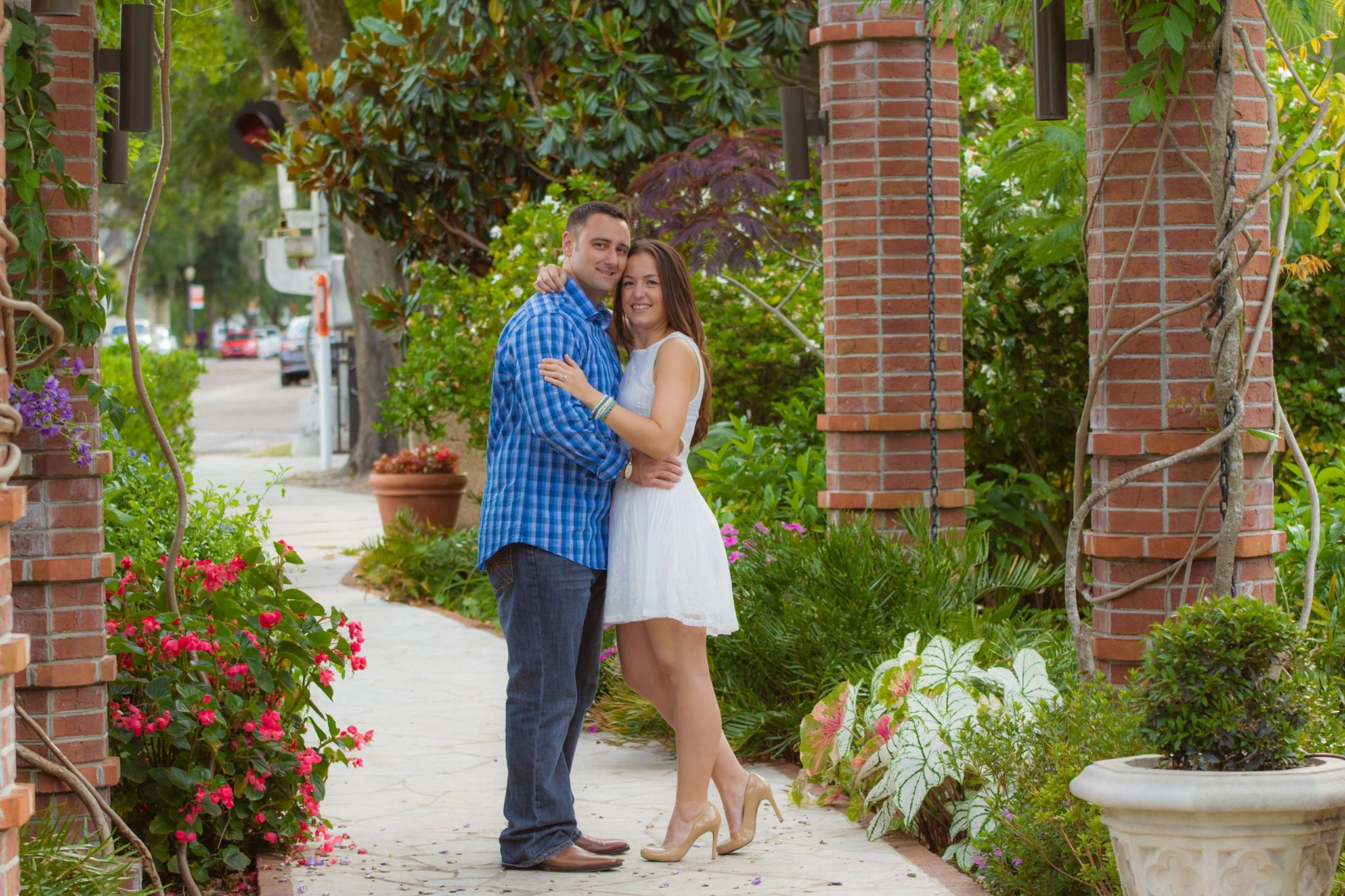 Orlando Engagement Location Ideas Winter Park