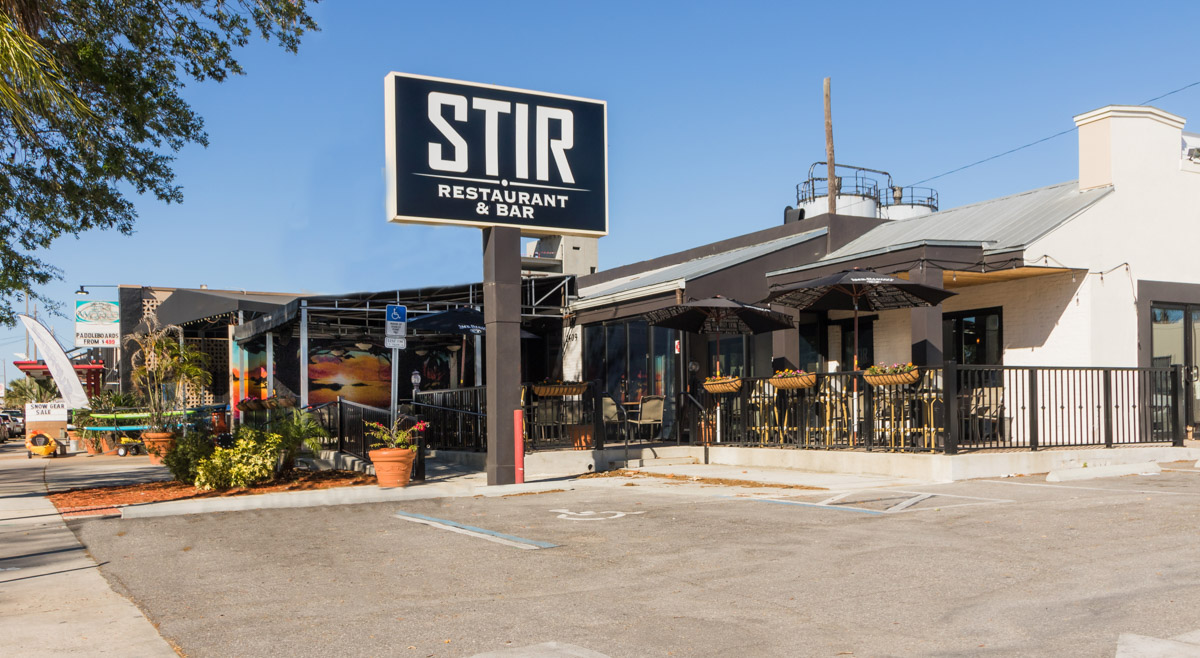 Stir Restaurant and Bar