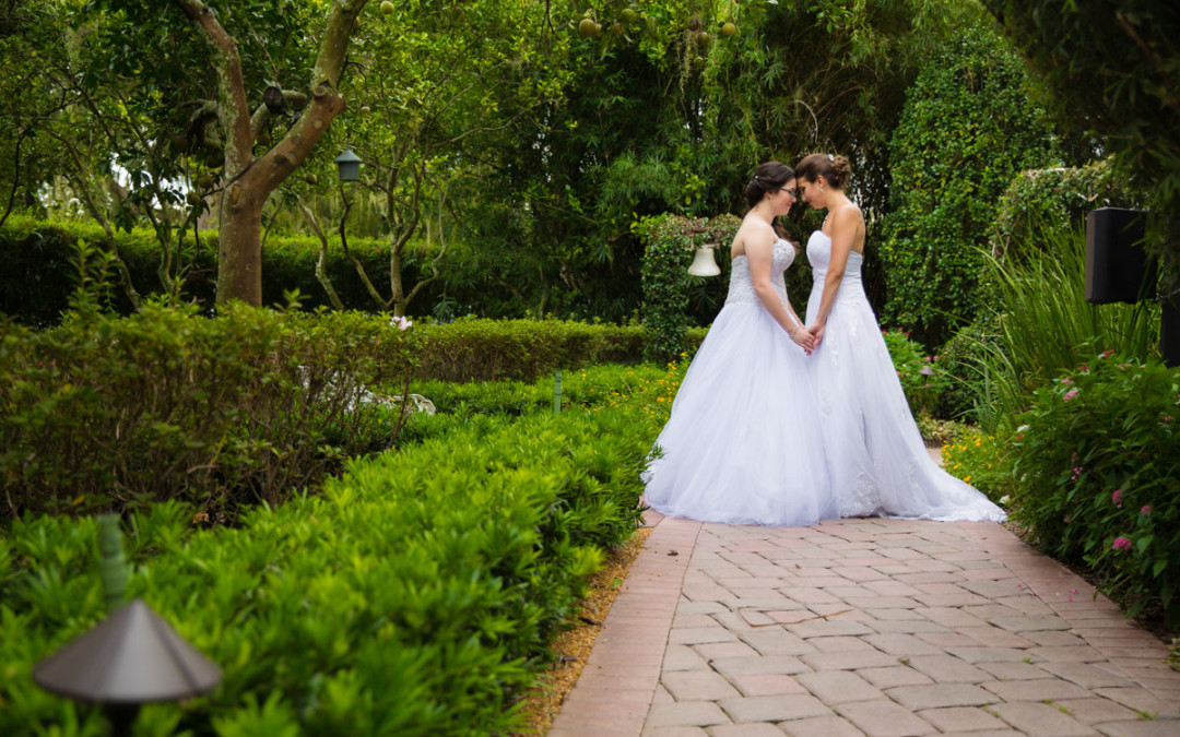 Town Manor Wedding | Orlando Wedding Photographer
