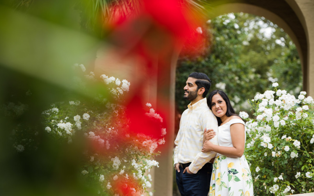 Rollins College Engagement | Orlando Engagement Photographer