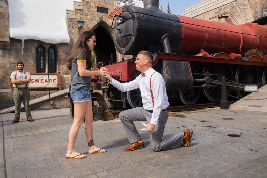 Hogwarts Express Proposal