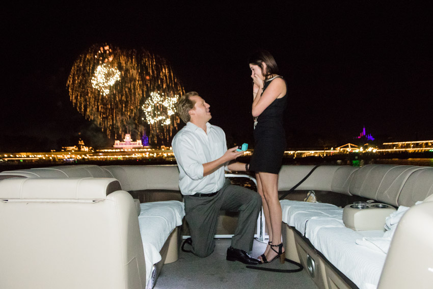Places to Propose in Orlando