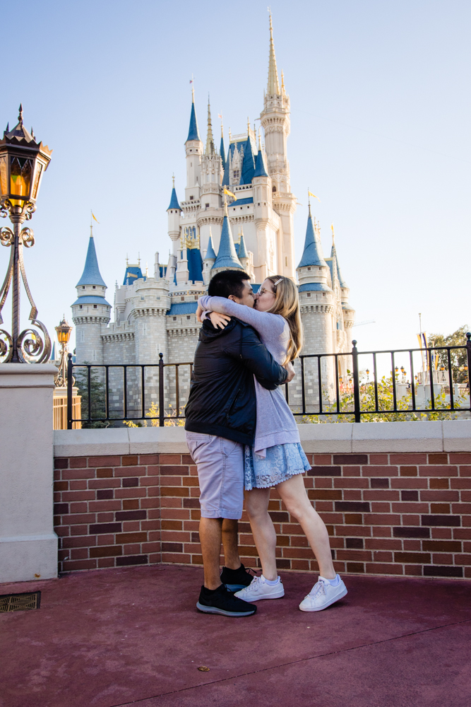Disney World Proposal Photographer
