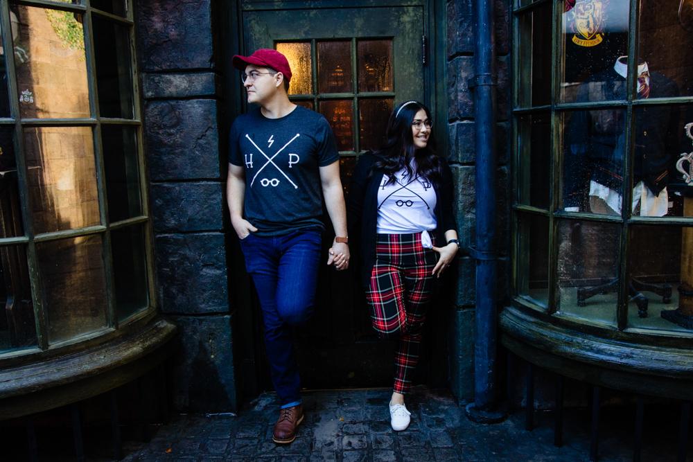 Hogwarts Castle Proposal