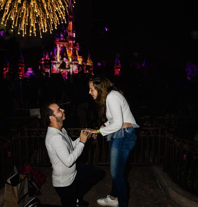 Places to Propose at Disney World