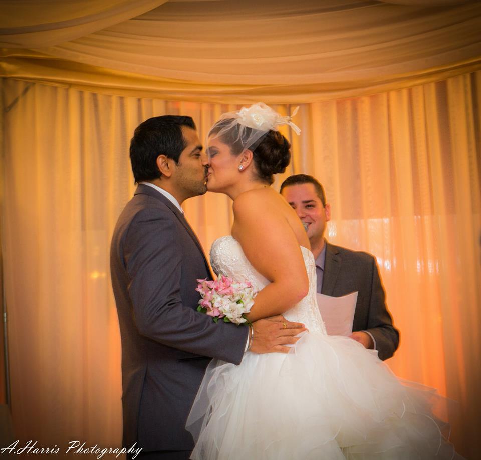 Crystal Ball Room Orlando Wedding