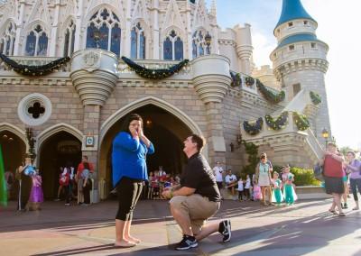 Disney Surprise Proposal