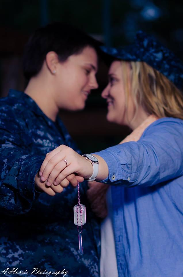 Florida LGBT Engagement Session