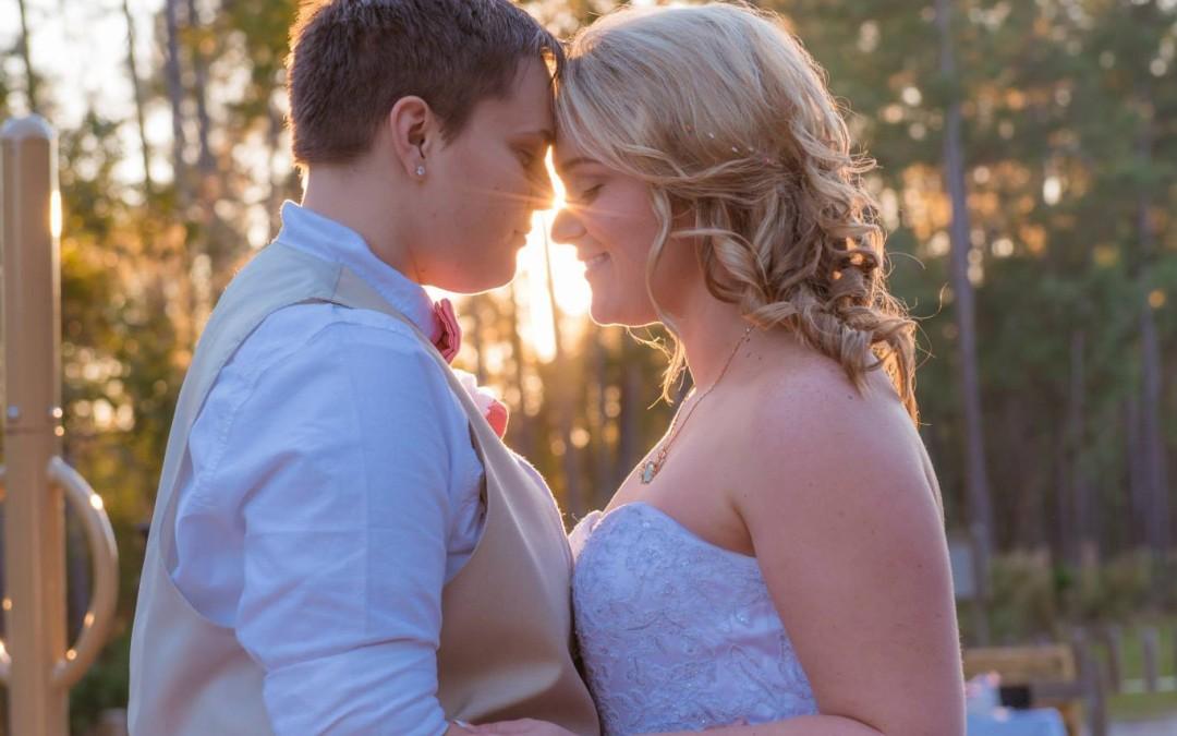Orlando Florida LGBT Wedding Photographer
