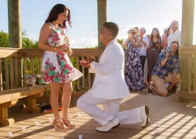 New Smyrna Beach Proposal Photographer Orlando