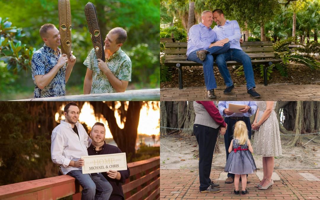 Orlando Wedding Photographer Gay Marriage