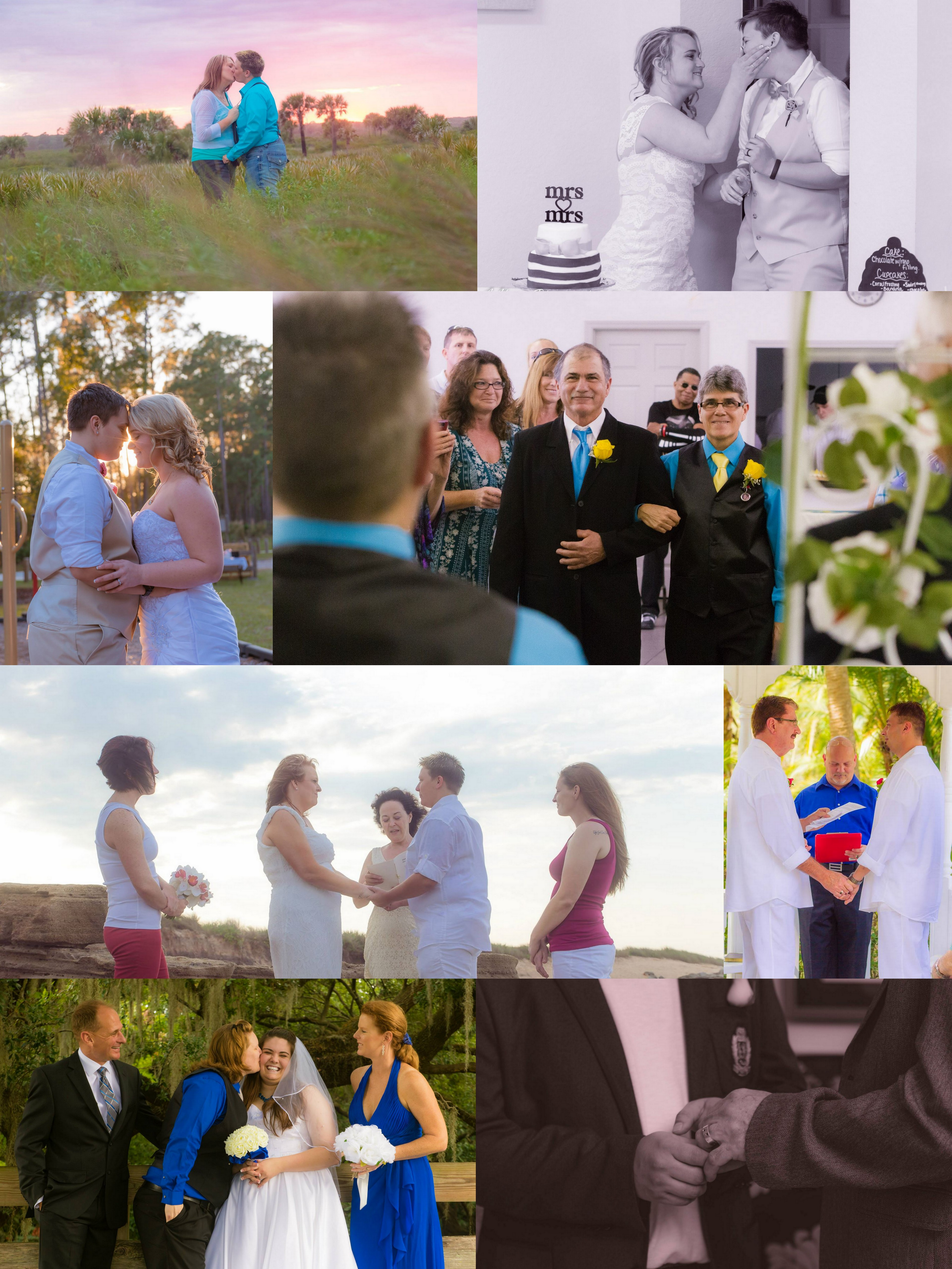 Gay Marriage is now legal Orlando Wedding Photographer