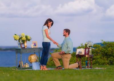 Orlando Surprise Proposal Photographer