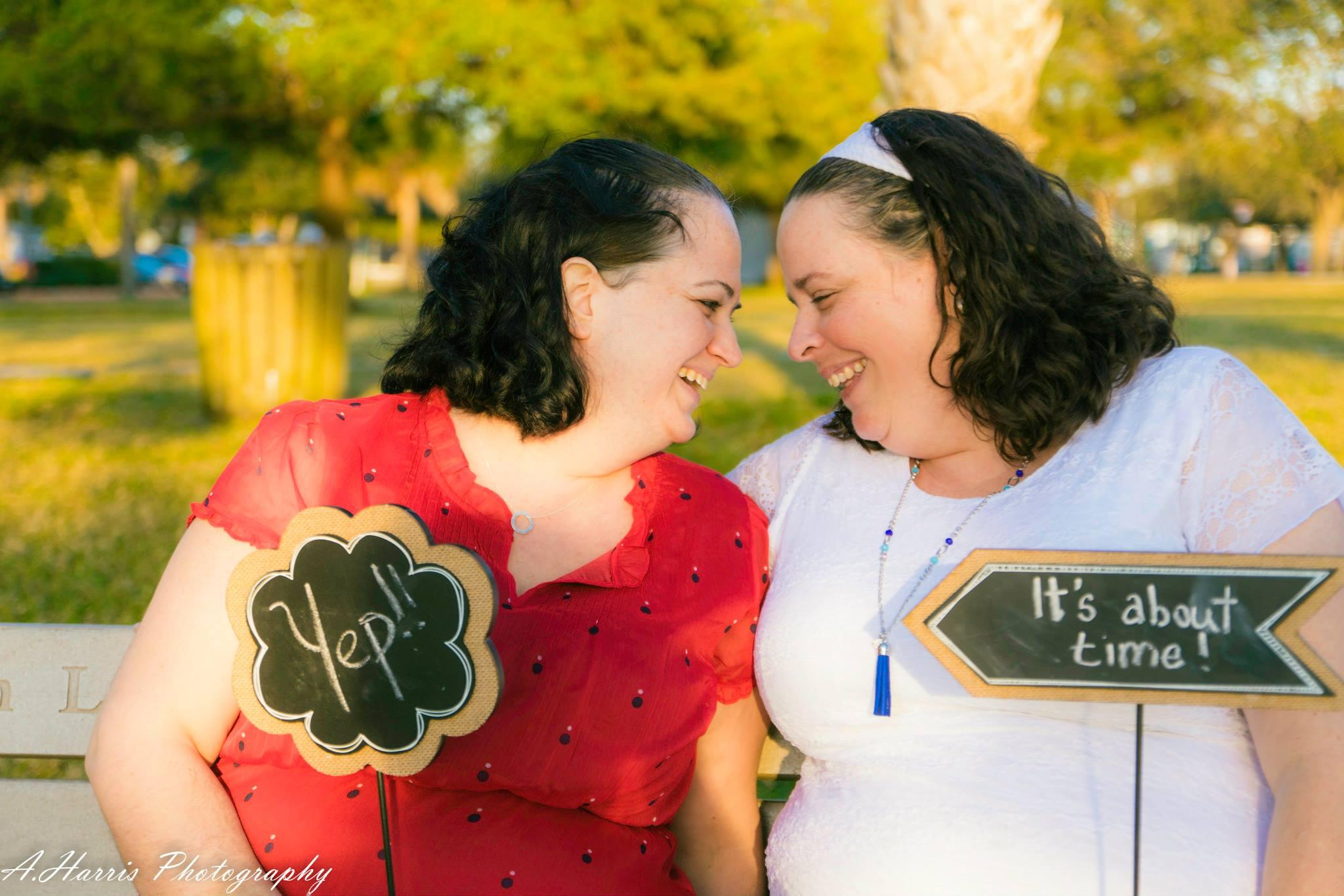 Florida LGBT Wedding Photographer