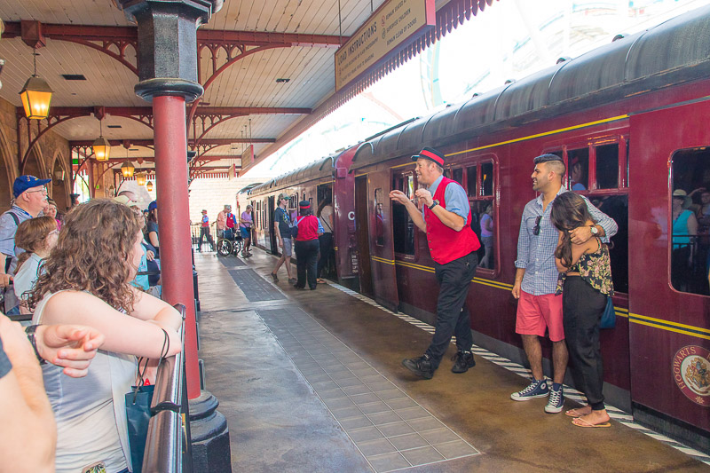 Orlando Surprise Marriage Proposal Wizarding World of Harry Potter (16)