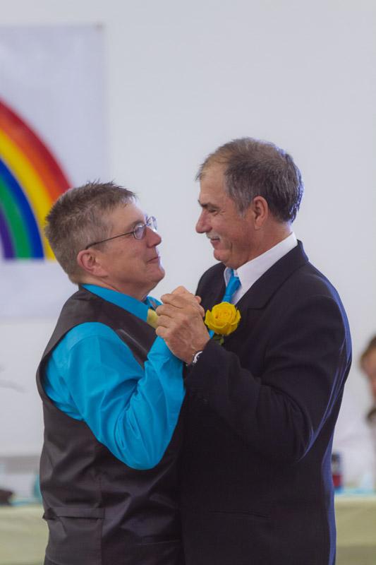 Zephyrhills Florida Same Sex Wedding