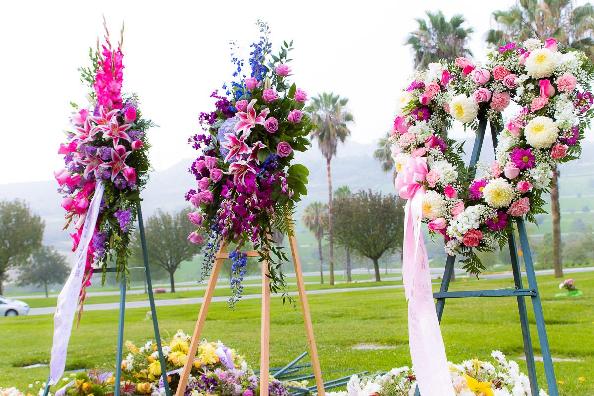 Funeral Photographer California