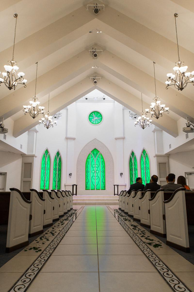 Faith Assembly Orlando Wedding