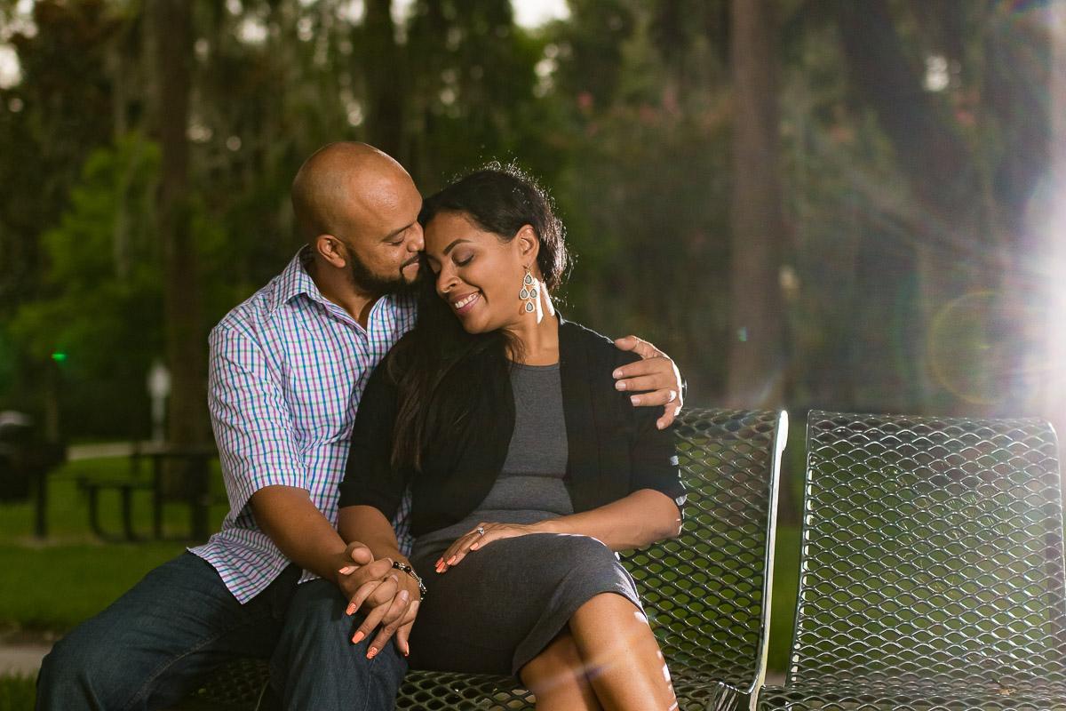 Orlando Engagement Photographer