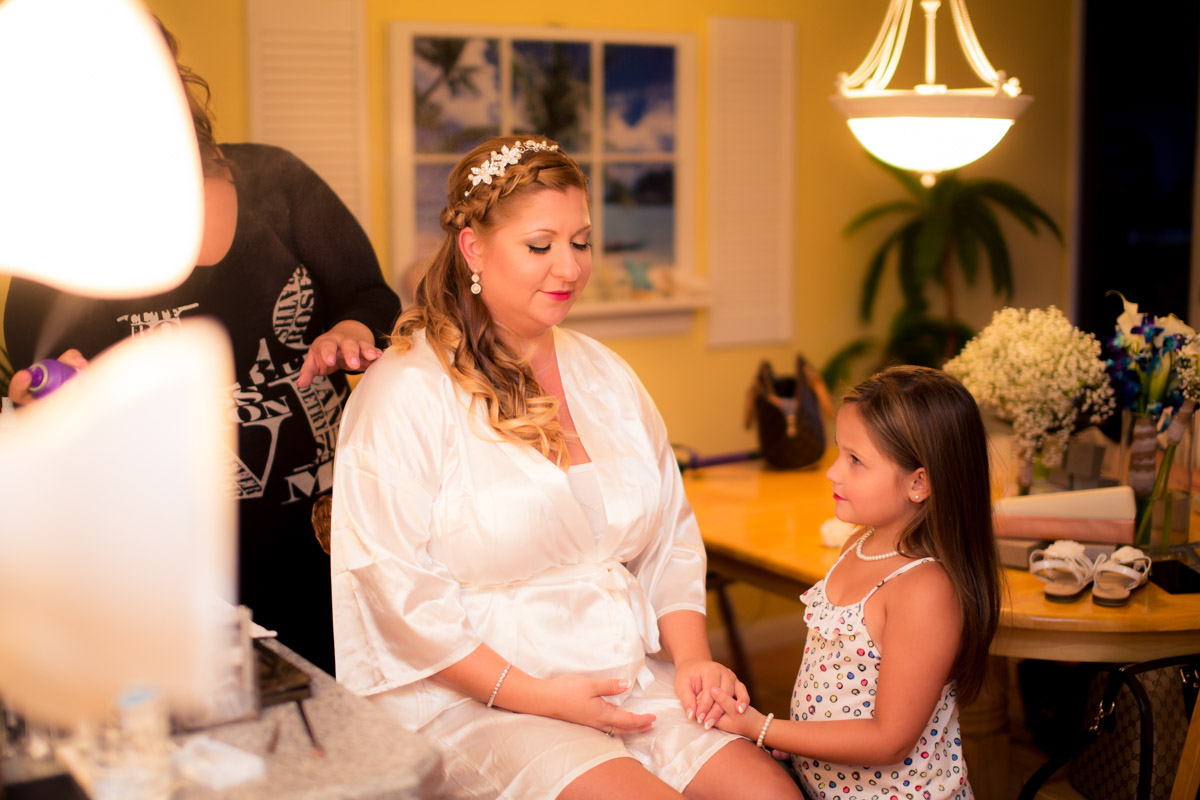 Ocean Village Fort Pierce Wedding