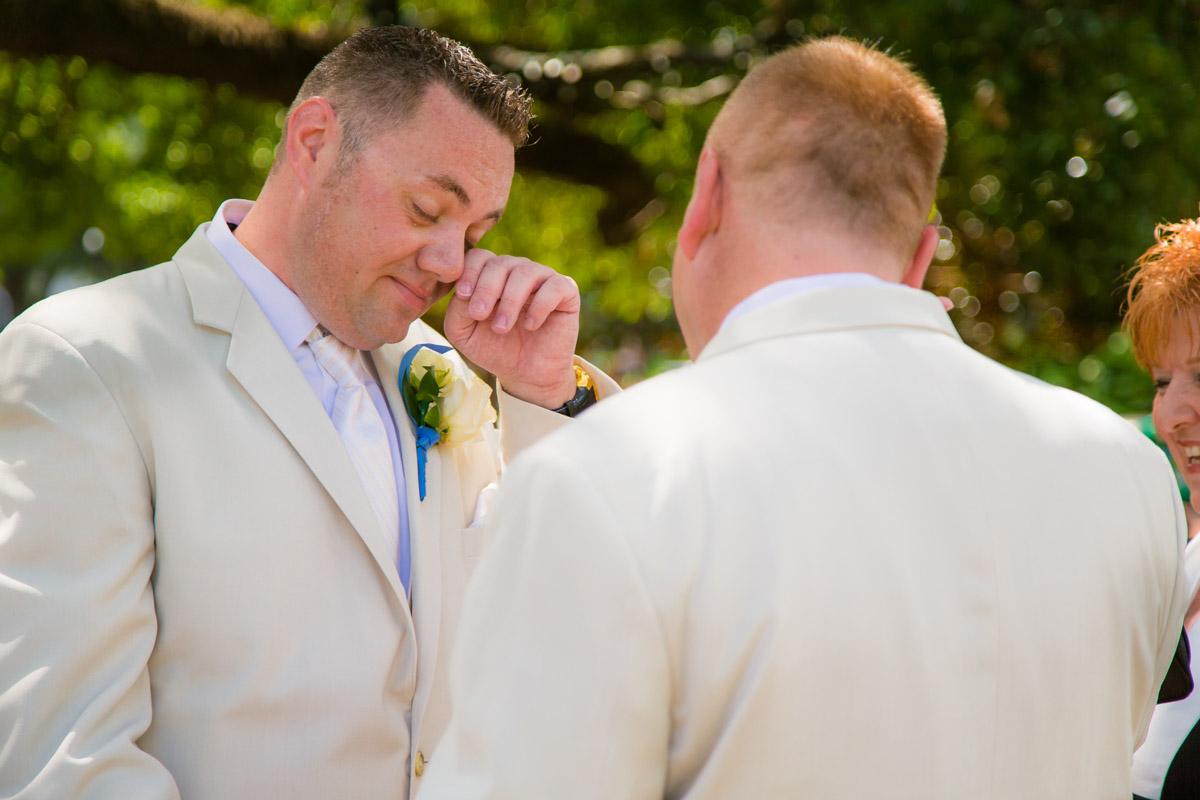 Lake Eola Wedding