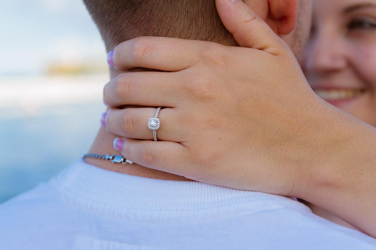 Daytona Beach marriage Proposal