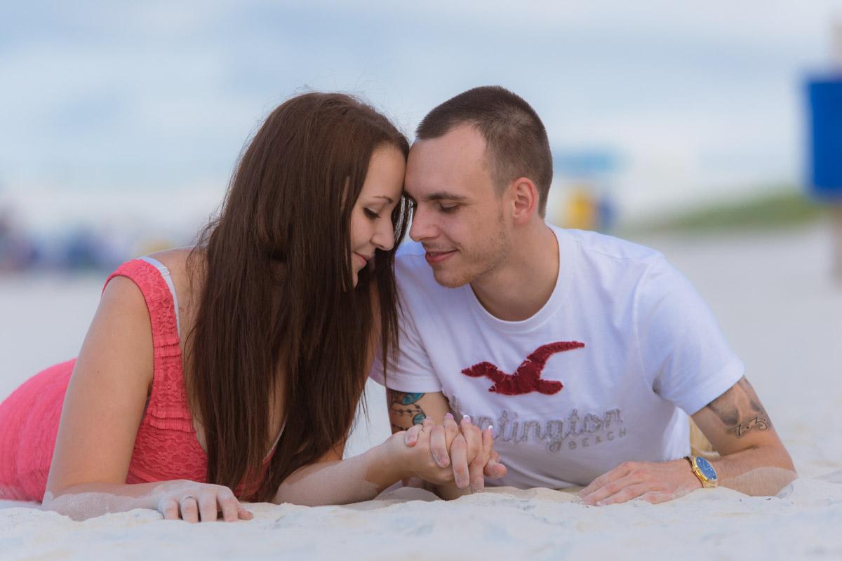 Daytona Beach Surprise Proposal