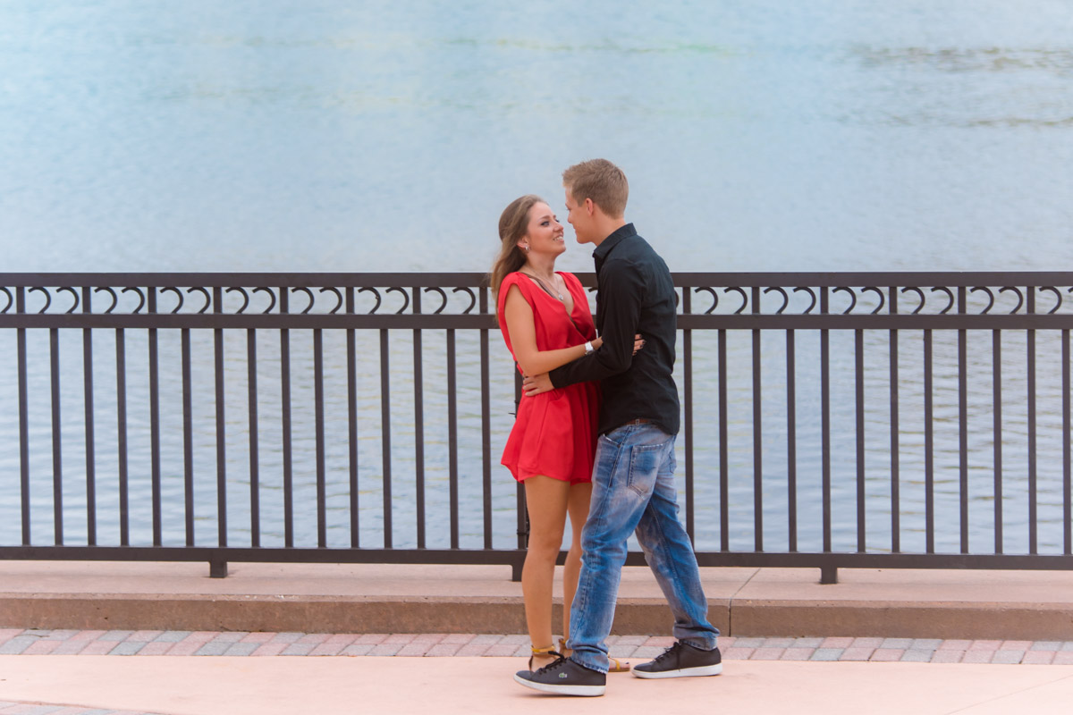 Cranes Roost Marriage Proposal