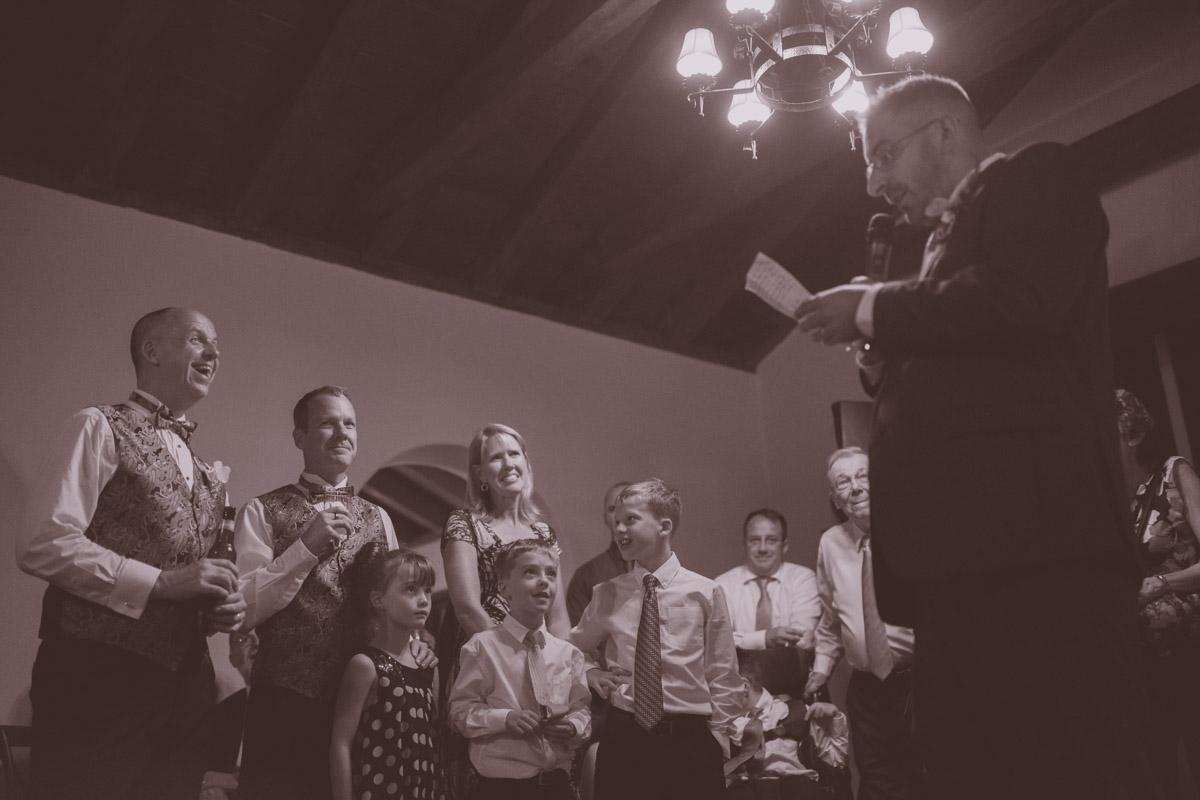 Orlando Same Sex gay Wedding Photographer