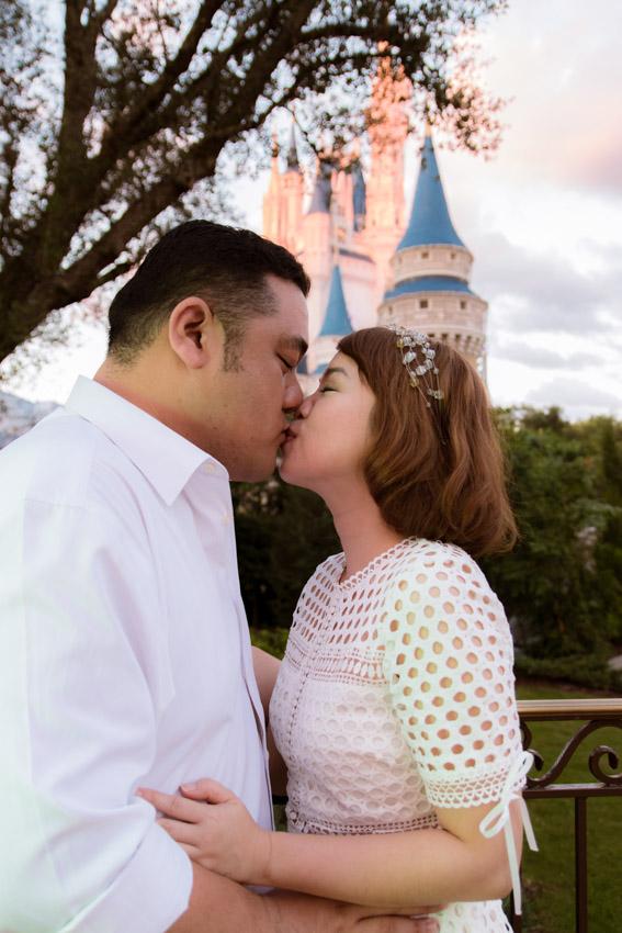 Magic Kingdom Engagement