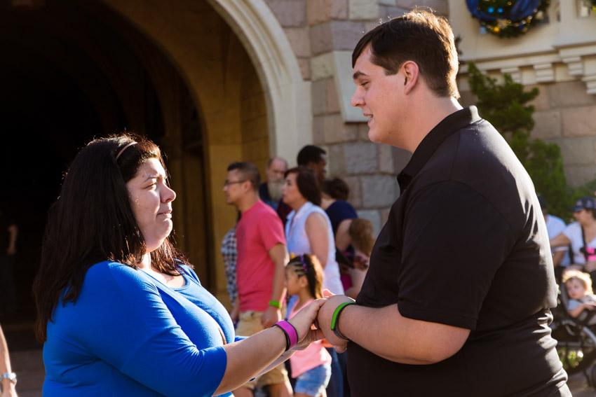 Disney Proposal Photographer
