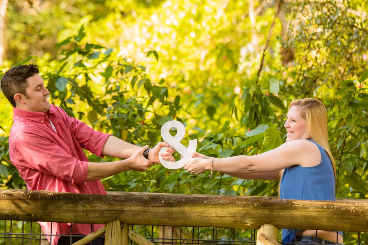 Dickson Azalea Engagement