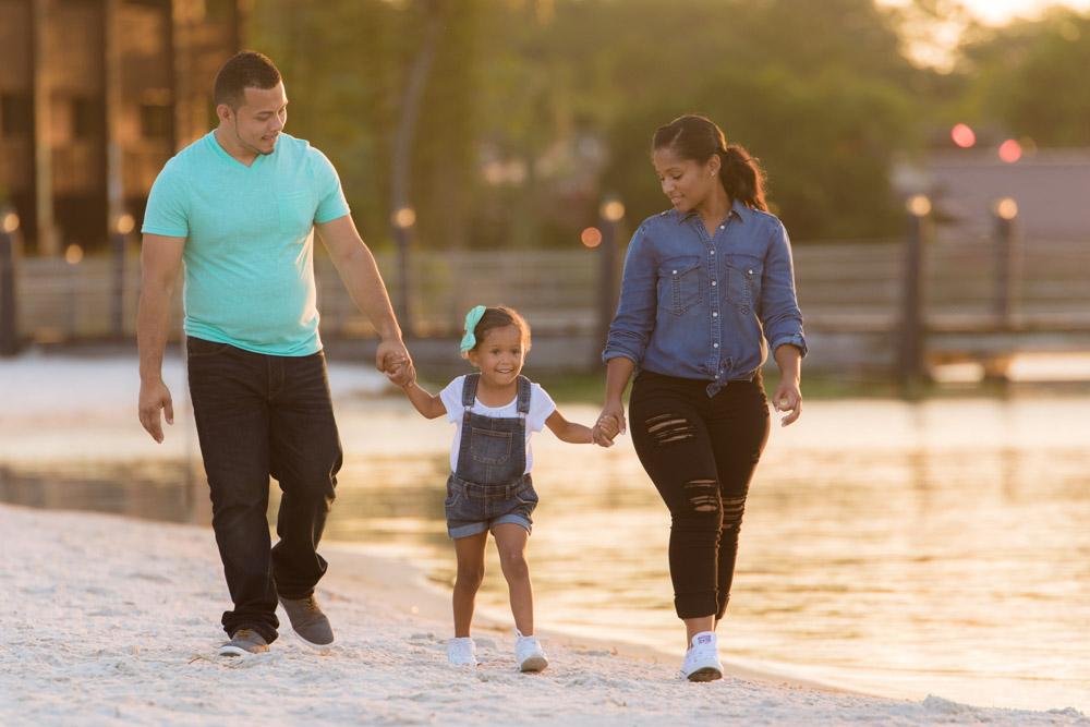 Disney Polynesian Engagement
