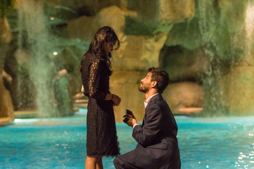 Orlando Marriage Proposal